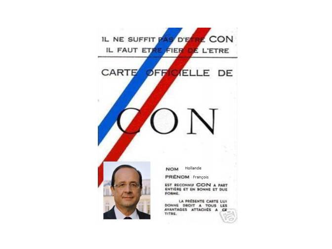 carte hollande