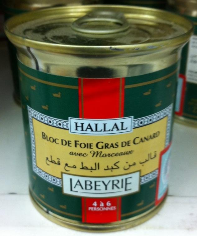 labeyrie halal